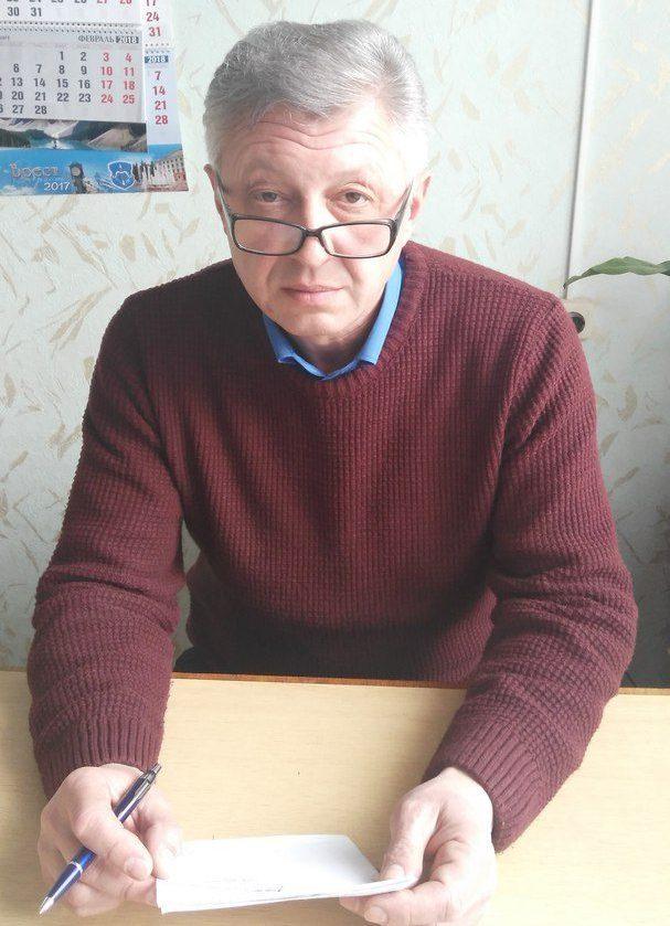 Климашевич Игорь Васильевич